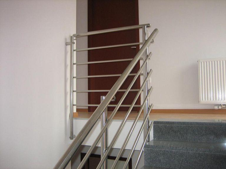 Inox ograja za poslovne objekte