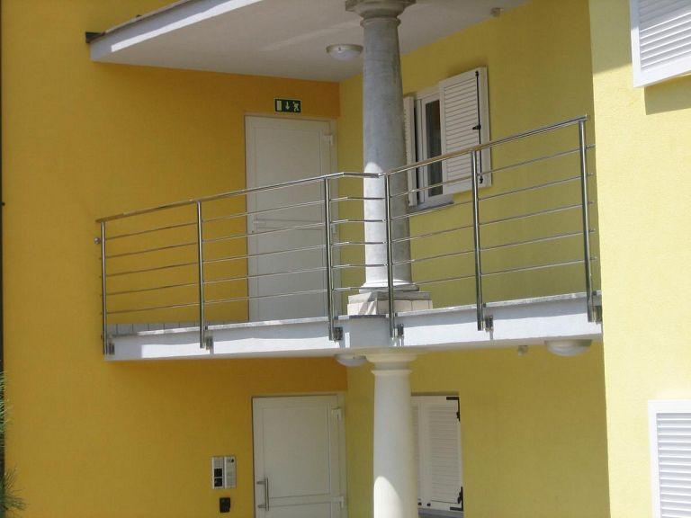 Balkonska ograja za apartmaje