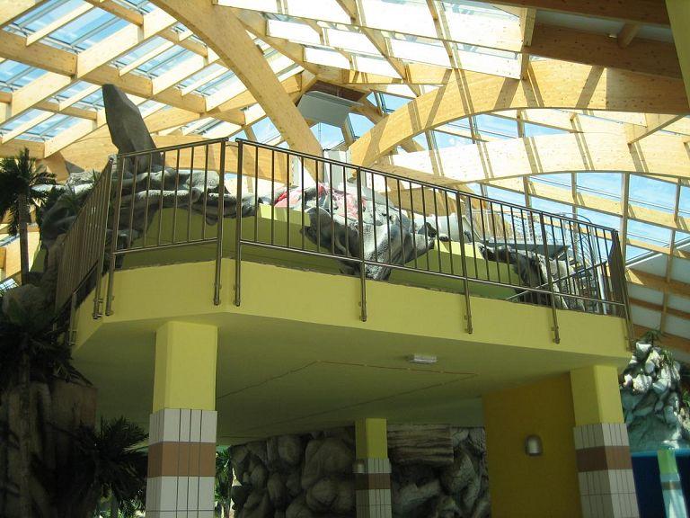 Kovinska ograja za javne površine