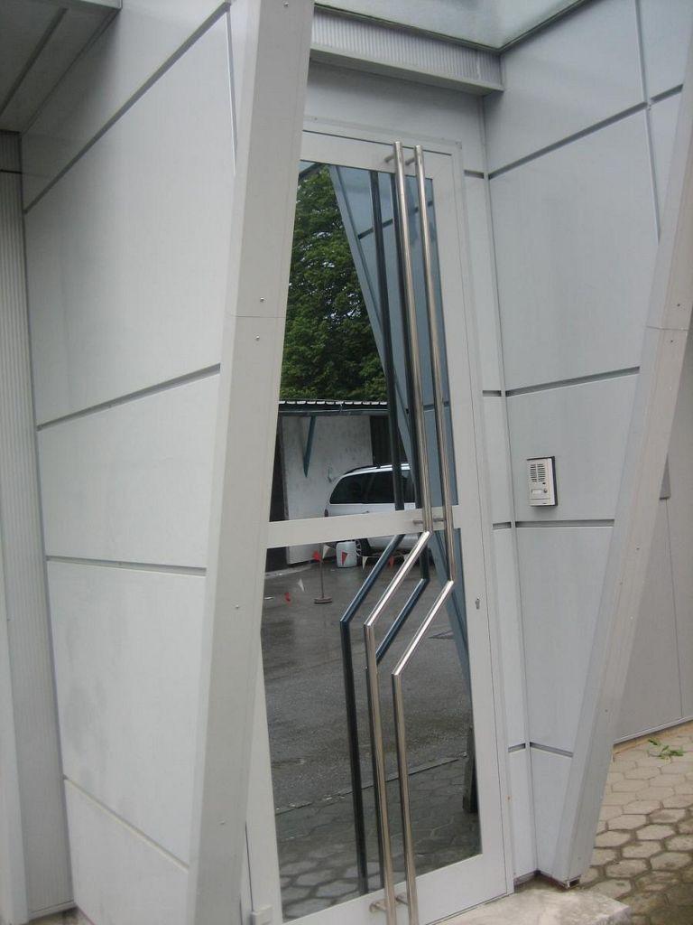 Inox kljuka za vrata