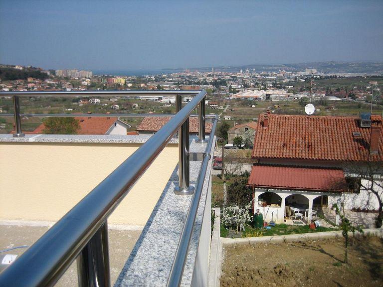 Ograja za teraso